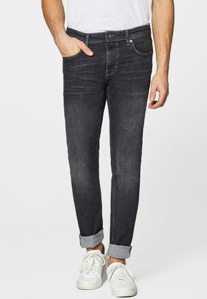 MIT SUPERSTRET - Slim fit jeans - black