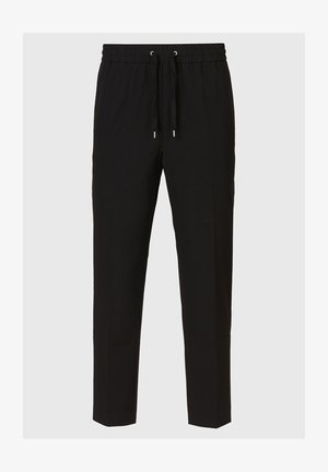 ALCOR - Trousers - black