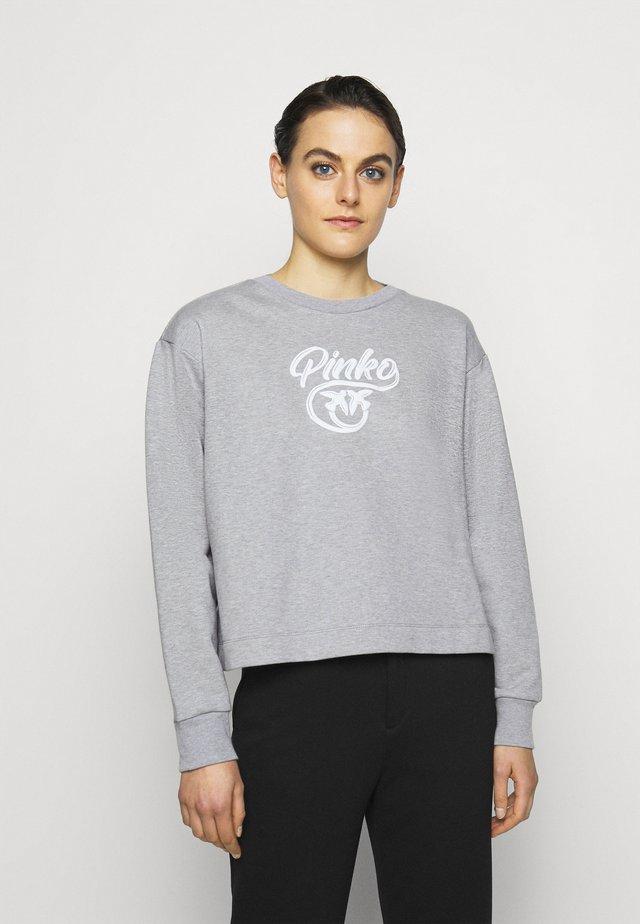 BUFFY FELPA - Sweatshirt - grigio pioggerlla