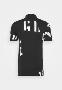 Nike Golf - THE GOLF HACKED SLIM - Triko spotiskem - black - 1