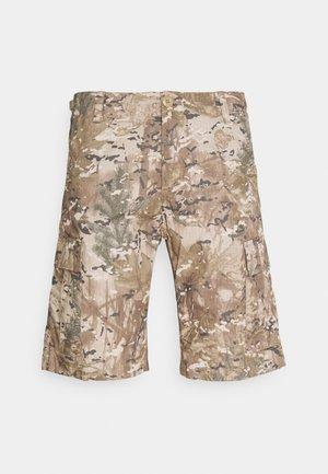 AVIATION COLUMBIA - Kratke hlače - khaki