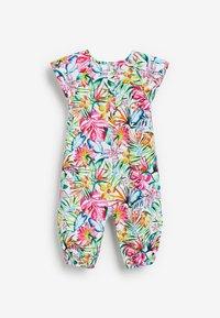 Next - FLORAL WOVEN - Jumpsuit - multi-coloured - 1