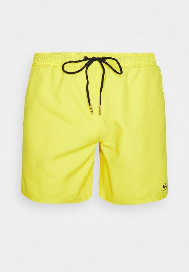 BASIC SWIM - Shorts da mare - empire yellow