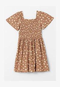 DeFacto - REGULAR FIT - Day dress - yellow - 0