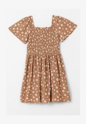 REGULAR FIT - Day dress - yellow