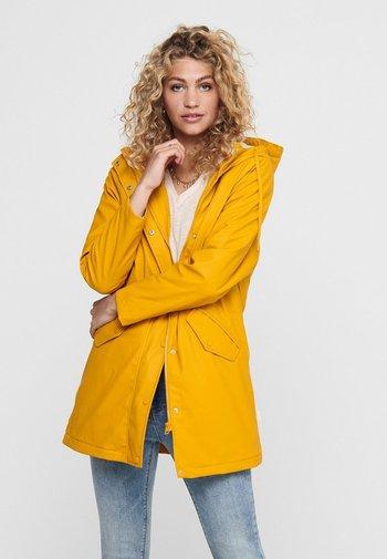 ONLSALLY - Winter coat - golden yellow