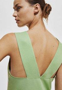 Massimo Dutti - Maxi dress - green - 2
