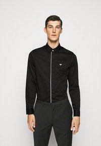 Emporio Armani - Shirt - black - 0