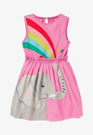 Day dress - pflaumenblütenrosa, elefant