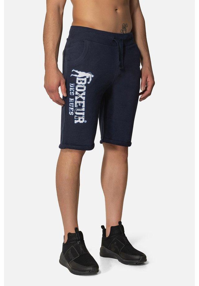 Shorts - blu navy