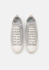 Candice Cooper - MID - Sneakers hoog - libra grigio/panna - 4