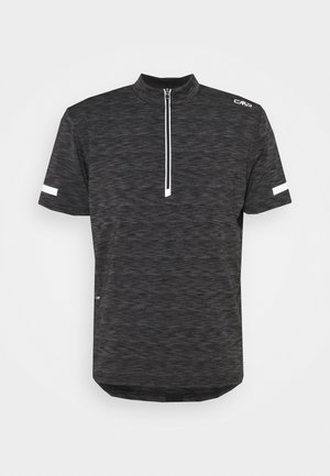 MAN BIKE - Print T-shirt - nero