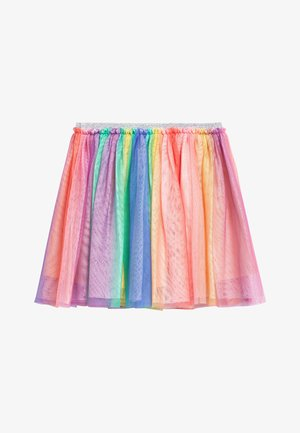 MULTI RAINBOW TUTU (3MTHS-8YRS) - A-line skirt - pink