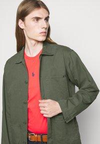 Polo Ralph Lauren - PIECEDYE MILT CHINO - Shirt - army olive - 3