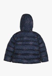 Lemon Beret - SMALL GIRLS JACKET - Winter jacket - dark blue/light pink - 1