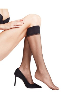 SHELINA  - Knee high socks - black (3009)