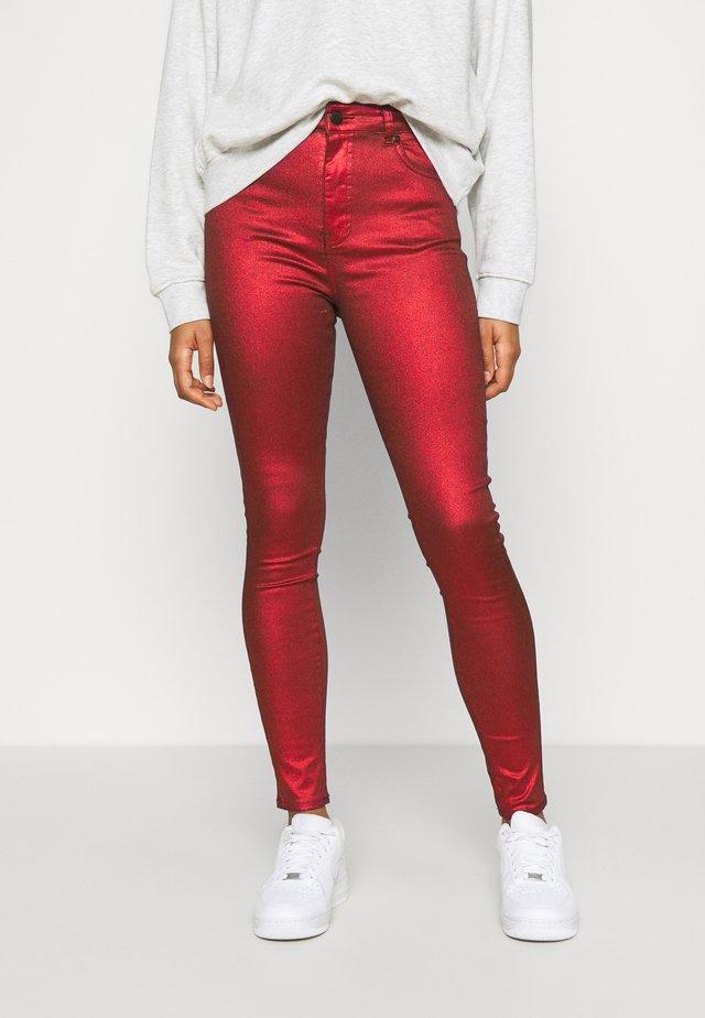 BETTY - Pantaloni - red