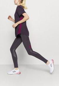 adidas Performance - LONG - Collants - purple - 3