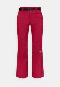 O'Neill - STAR PANTS - Ski- & snowboardbukser - rio red - 3