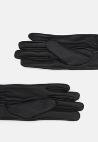 Opus - AZIPPA GLOVES - Gloves - black - 1