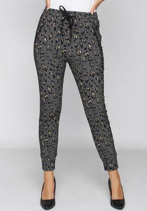 FABIA  - Trousers - beige
