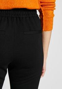 ONLY Tall - ONLPOPTRASH BELT PANT - Trousers - black - 3