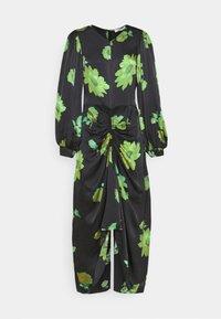 DAALIYA LONG DRESS - Day dress - green