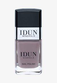 IDUN Minerals - NAIL POLISH - Nail polish - granit - grey - 0