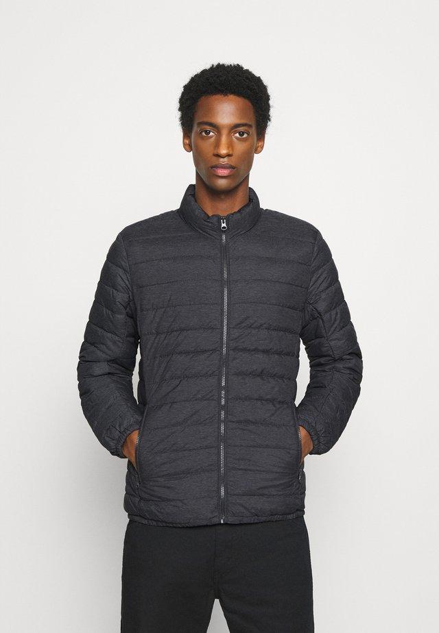 BLIGHT - Summer jacket - melange black