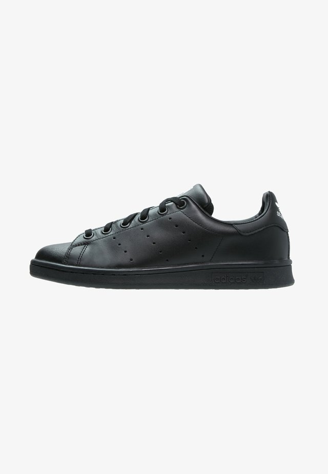 STAN SMITH - Baskets basses - black/white