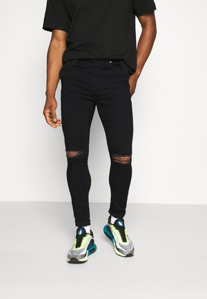 SEMI - Slim fit jeans - black