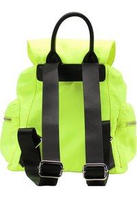 myMo - Rucksack - neon yellow - 1