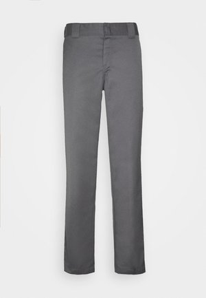 MASTER PANT DENISON - Trousers - husky rinsed