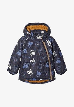 TRAKTORPRINT - Winter jacket - dark sapphire