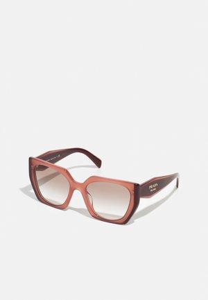 Sunglasses - opal garnet