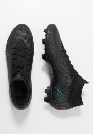 MERCURIAL  7 PRO FG - Moulded stud football boots - black