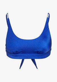 Hunkemöller - MONACO CROP - Bikiniöverdel - blue - 3