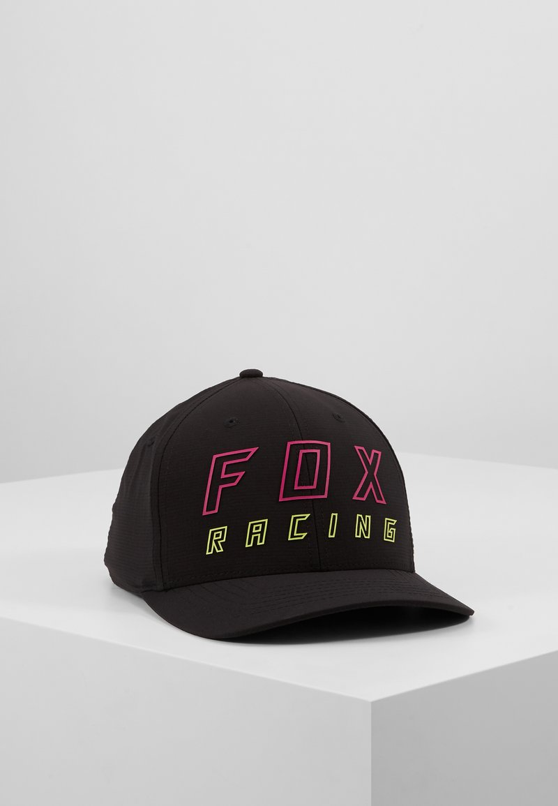 Fox Racing - NEON MOTH FLEXFIT HAT - Cap - black
