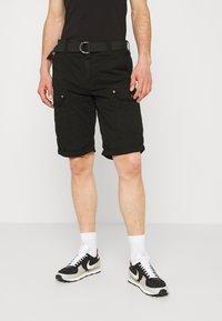 Cars Jeans - RANDOM - Shorts - black - 0