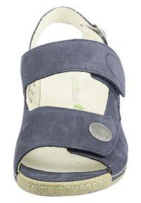 Waldläufer - Sandals - marine - 3