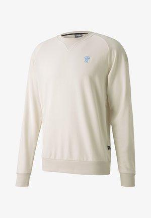 Sweatshirt - whisper white