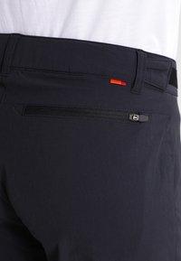 Vaude - WOMENS FARLEY STRETCH ZIP PANTS - Bukse - black - 6