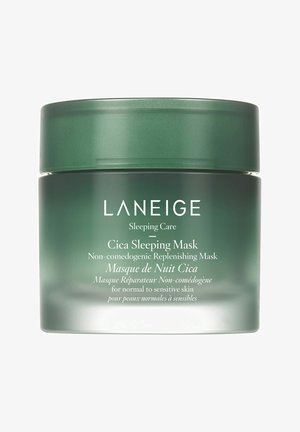 CICA SLEEPING MASK HYDRATING FACE MASK - Night care - -