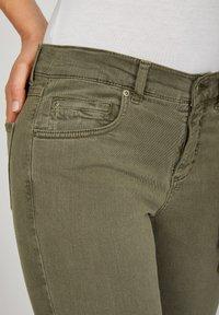 Angels - CICI - Slim fit jeans - khaki - 3