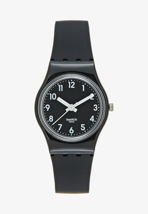 LADY BLACK SINGLE - Horloge - black