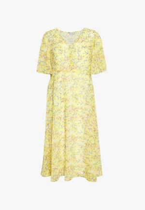 DRESS - Blusenkleid - snapdragon