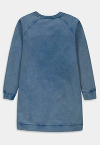 Esprit - Jersey dress - blue medium washed - 1