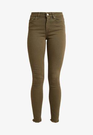 ONLBLUSH LIFE ANKRAW - Jeans Skinny Fit - kalamata