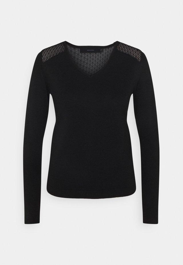 VMVIOLA - Pullover - black
