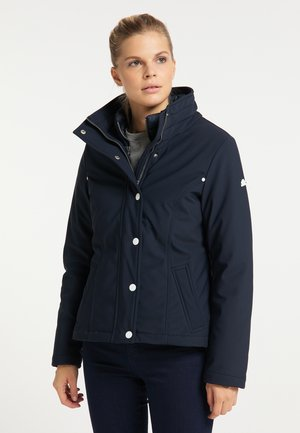 3 IN 1 - Outdoor jacket - marine